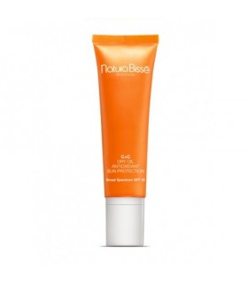 C+C SPF 30 OIL-FREE MACROANTIOXIDANT SUN PROTECTION 30ML