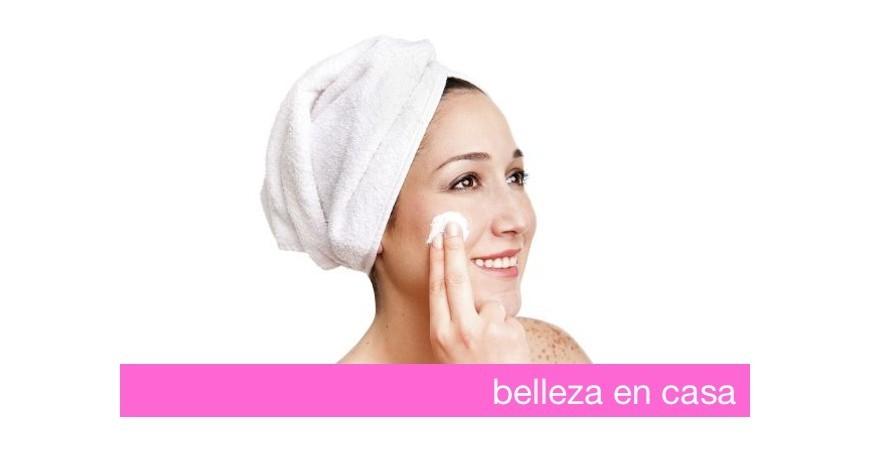 Tratamientos de belleza en casa con los mejores productos