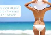 Prepara tu piel para el verano en 1 sesión